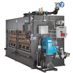 Parker Boiler Low NOx Premix Technology