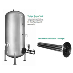 Parker Boiler Tanks and Heat Exchangers