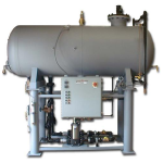 Parker Boiler Tray and Spray Feedwater Deaerators